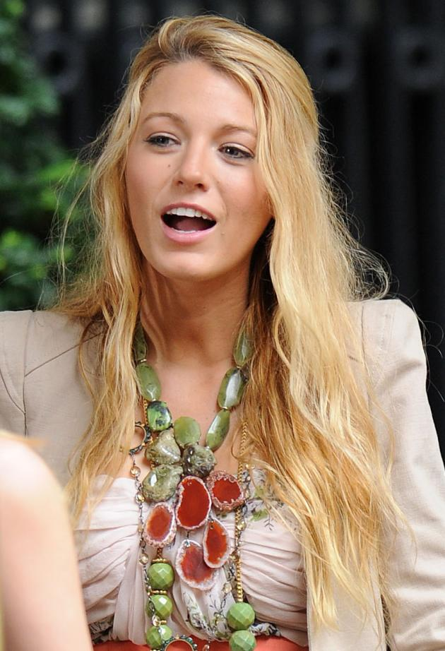 Blake Lively Fashion Sense