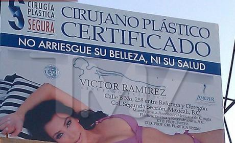 Kim Kardashian: Not in Mood for Mexican Billboard