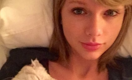 Taylor Swift Shares Bloody Cat Scratch Photo, Jokes About Her $40 Million Legs