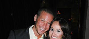 J.P. Rosenbaum and Ashley Hebert: The NYC Engagement Party!