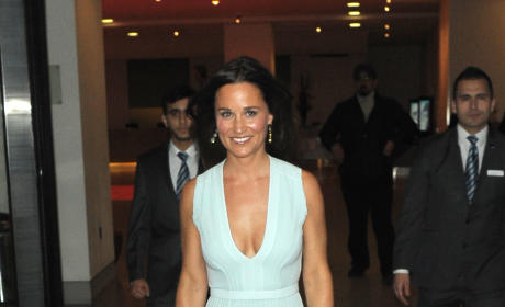 Pippa Middleton: Disability SnowSport UK Fundraising Ball