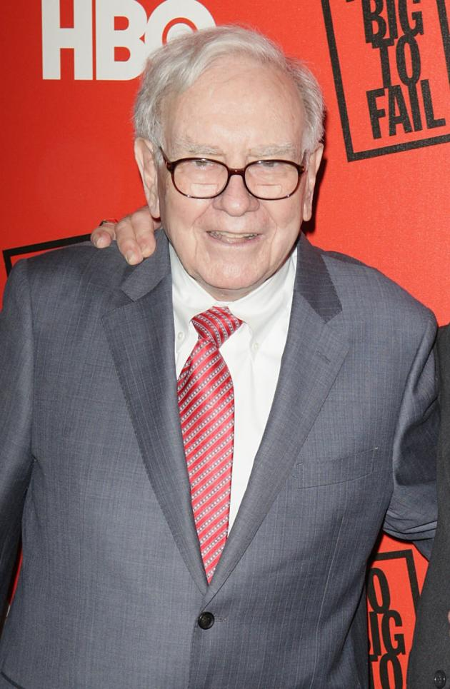 Buffett Photo