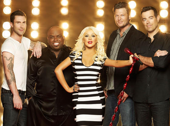 The Voice Season 3 Cast