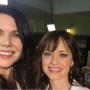Lauren Graham Alexis Bledel Gilmore Girls