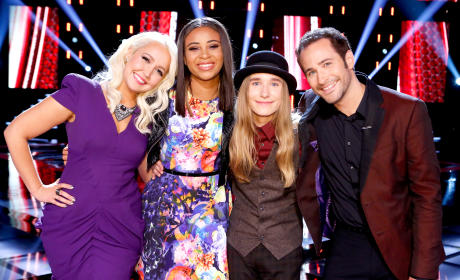 The Voice Finale Results: Who Won Season 8?!