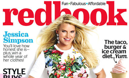 Jessica Simpson Gushes Over Naked Eric Johnson: SO HOT!