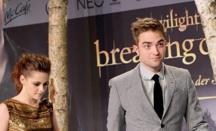 Robert Pattinson and Kristen Stewart: A Work in Progress