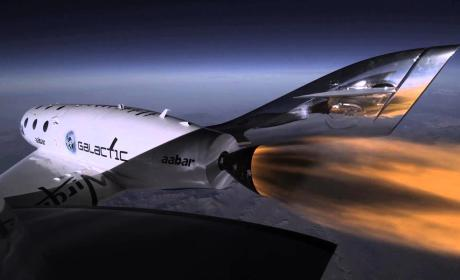 Virgin Galactic Crashes in California Desert, Kills Co-Pilot