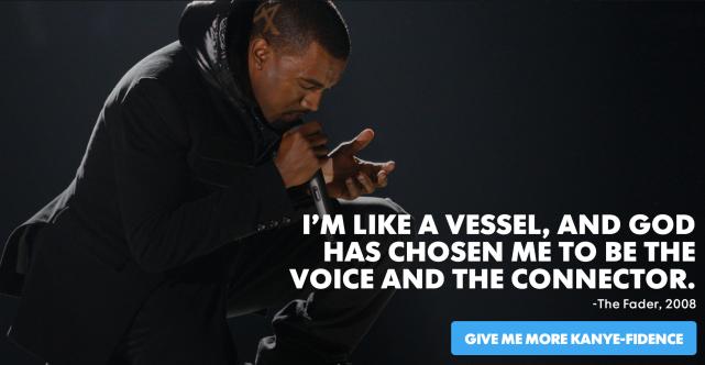 I am God's vessel...