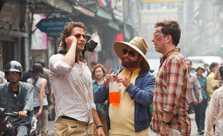 Would you see The Hangover Part III