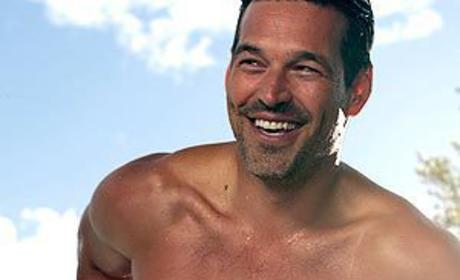 Eddie Cibrian: (Mostly) Naked For Charisma!