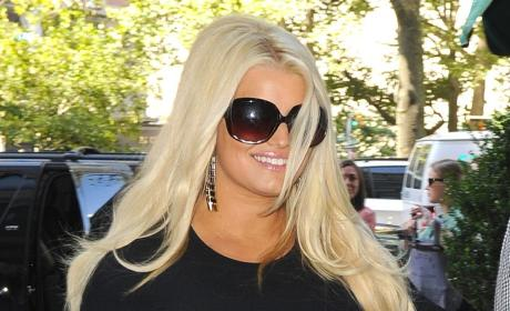 Jessica Simpson Diet Tips: A Day in the Life