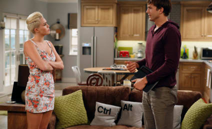 Miley Cyrus Propels Two and a Half Men to Ratings Surge
