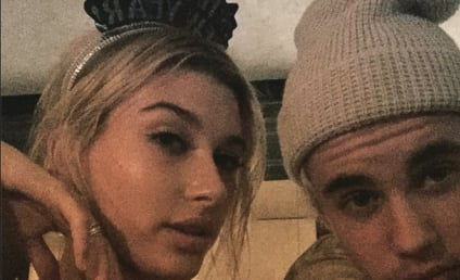 Justin Bieber and Hailey Baldwin: Partying Together on New Year's Eve!