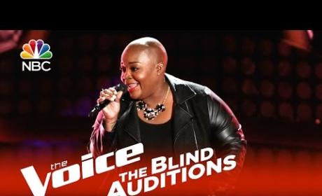 Tonya Boyd-Cannon - Happy (The Voice)
