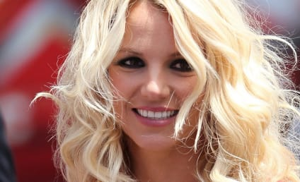 Britney Spears Turns Heads at X Factor Auditions