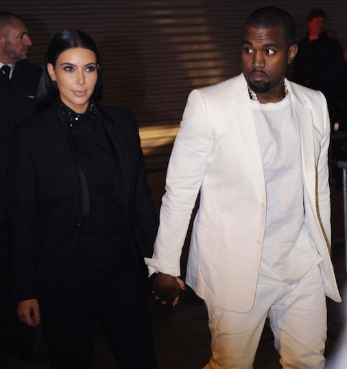 Kimye Together