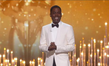 Chris Rock as Host