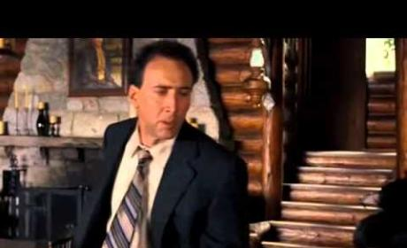 Nicolas Cage Freaking Out