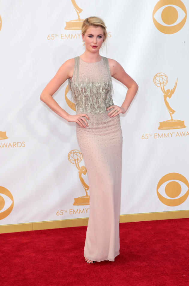 Ireland Baldwin at the Emmys