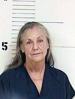 Alice Walton Mug Shot