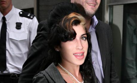 Amy Winehouse, Blake Fielder-Civil Arrested For Drugs