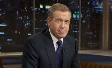 Brian Williams Announces Leave of Absence from NBC Nightly News