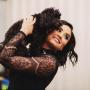 Demi Lovato with Her Dog
