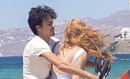 Lindsay Lohan & Egor Tarabasov: Physical FIGHT Caught on Video