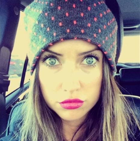 Kaitlyn Bristowe Selfie