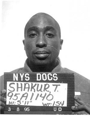 Tupac Mug Shot