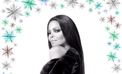 Janet Jackson Christmas Card: (Solo) Season's Greetings!