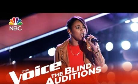 Koryn Hawthorne - My Kind of Love (The Voice)