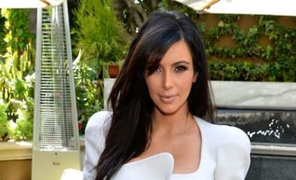 Kim Kardashian Karries Kovered North West to Oklahoma Funeral