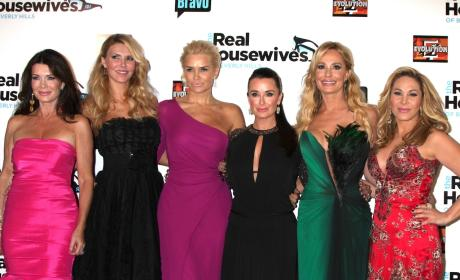 Which Real Housewives Of Beverly Hills cast member do you want to see fired?