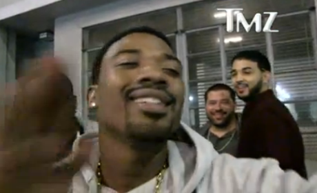 Ray J Makes Fun of Kanye