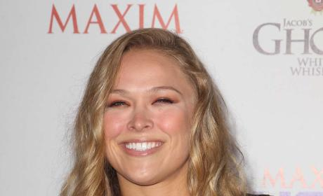 Ronda Rousey: If Anyone Calls Me Fat I'll Kill Them!