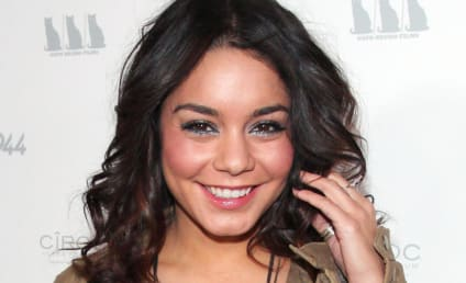 Vanessa Hudgens Meets with the FBI