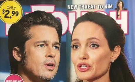 Brad Pitt and Angelina Jolie Divorce Story