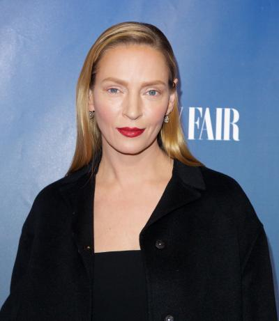 Uma Thurman Pulls a Renee Zellweger: What Happened to Her FACE?! - The ...