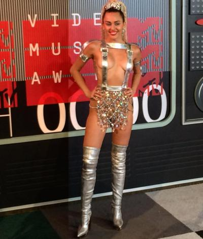 Miley Cyrus VMA Fashion