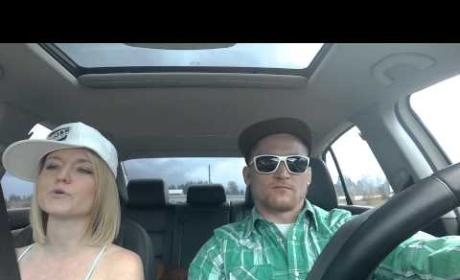 Couple Announces Pregnancy With Fresh Prince Rap: Watch!