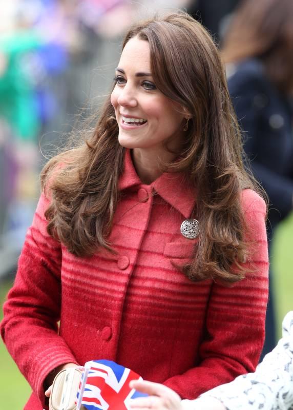 Kate Middleton's Celtic Brooch