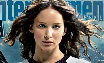 Catching Fire Stars Sizzle on Entertainment Weekly Covers