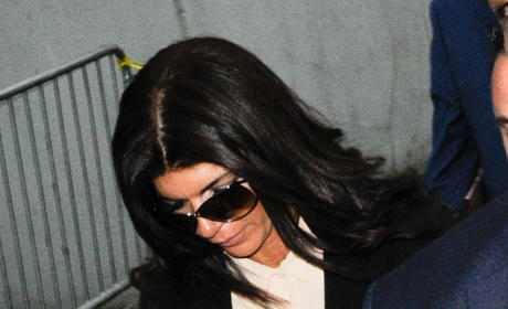 Teresa Giudice Going to Court