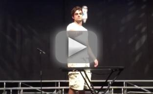 Student Flips Water Bottle at Talent Show, Conquers the Internet