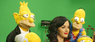 Katy Perry on The Simpsons: Watch Now!