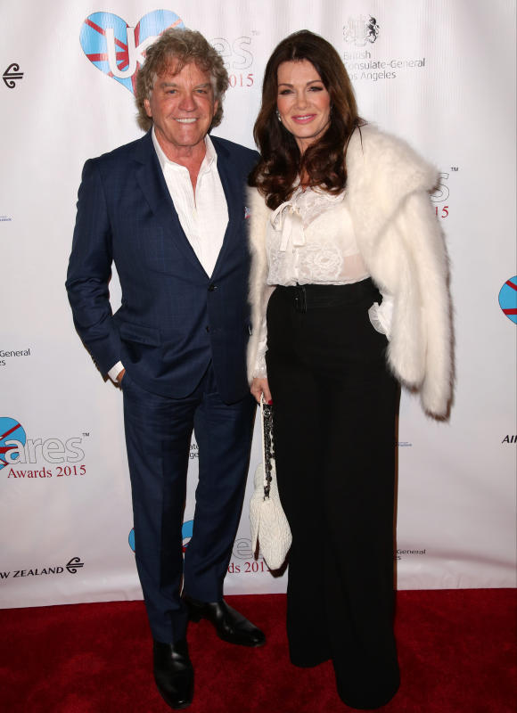 Lisa vanderpump and ken todd a british winter wonderland ukares