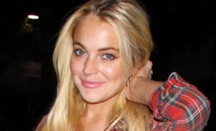 Lindsay Lohan: Happy in Rehab