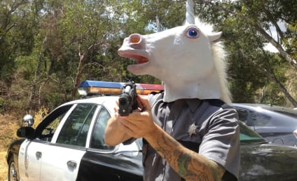 Man Calls 911 to Report Insane, Knife-Wielding Unicorn Chasing Man Through Cemetery